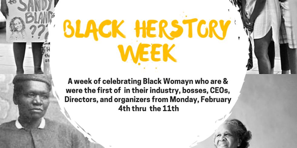 Black Herstory Week