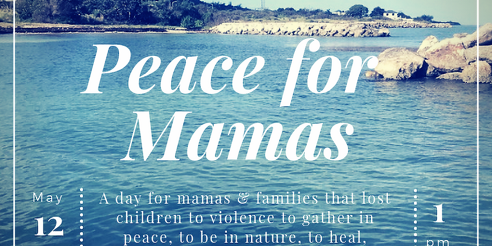 Peace for Mamas