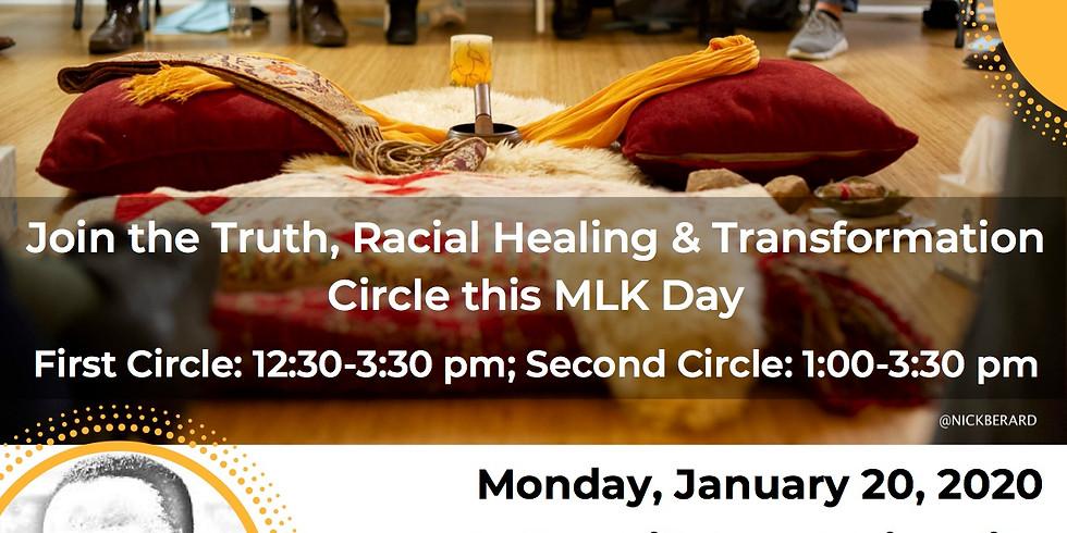 Embody the Dream: Truth, Racial Healing & Transformation Circles