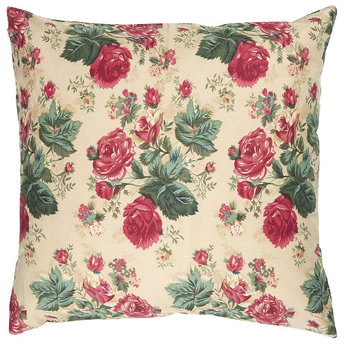 Rose Printed Cushion