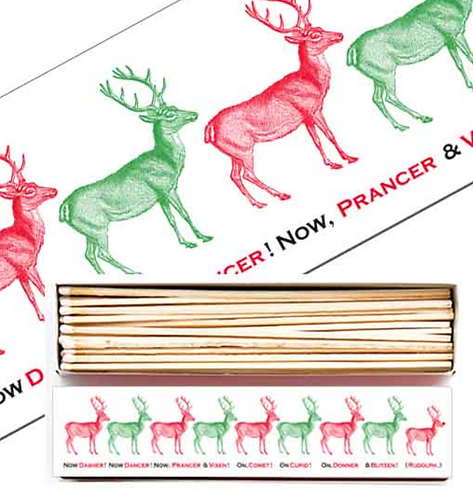 Rudolph Long Luxury Matches