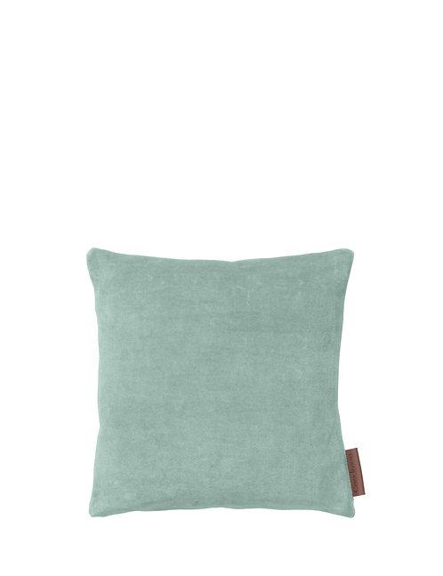 30 x 30 cm Mini Mint Velvet Cushion