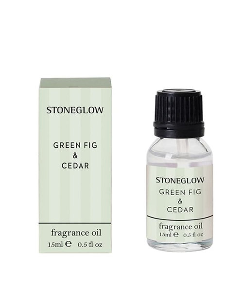 Green Fig & Cedar Fragrance Oil