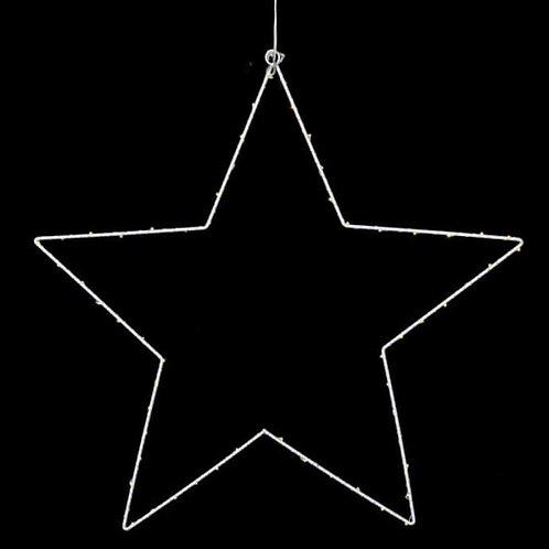 LED Star Frame