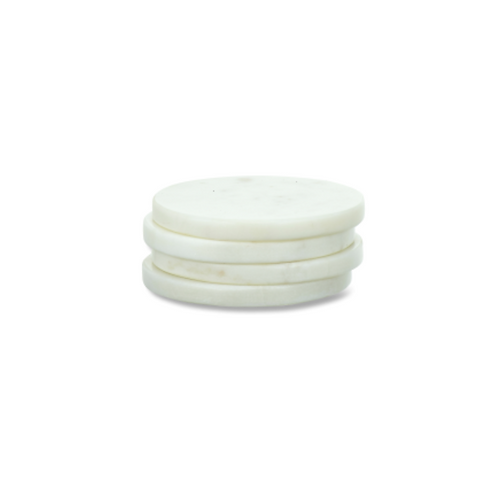 Set of 4 Esa Marble Coasters