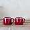 Thumbnail: Set of 2 Small Berry Datia Mugs