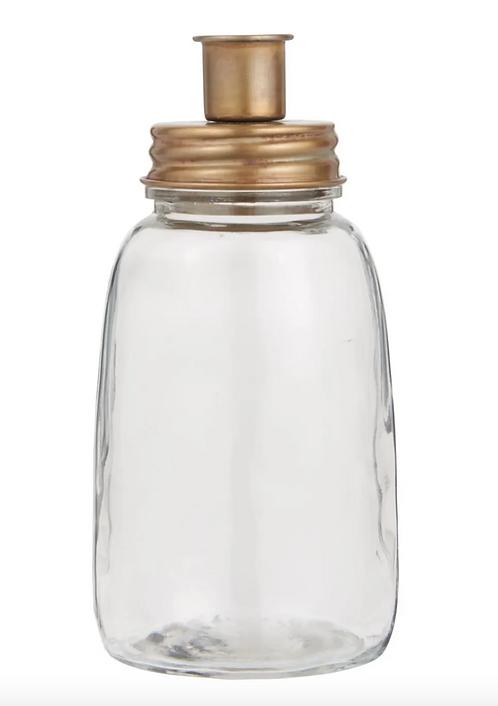 Jar Candle Holder