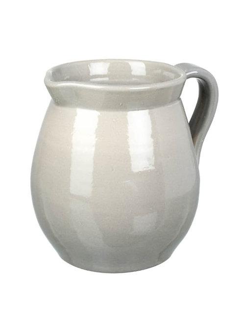 Light Grey Prestbury Ceramic Pitcher