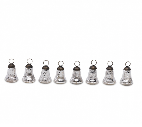 Set of 8 Bell Place Name Holders