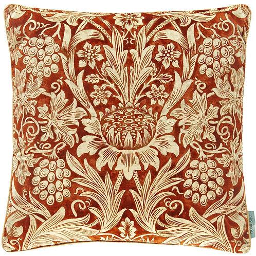 Morris & Co Sunflower Cushion
