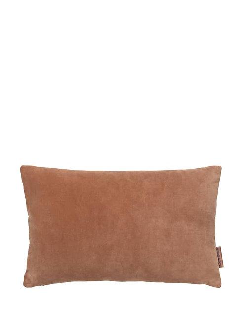 30 cm x 50 cm Sandstone Velvet Cushion