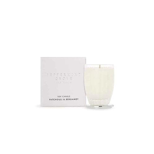 Patchouli & Bergamot Candle