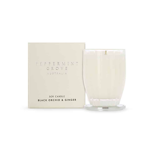 Black Orchid & Ginger Medium Candle