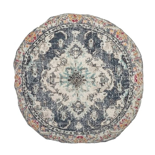 55 cm Round Multi-Colour Cushion