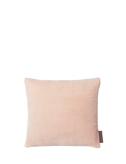 30 x 30 cm Mini Dusty Rose Velvet Cushion