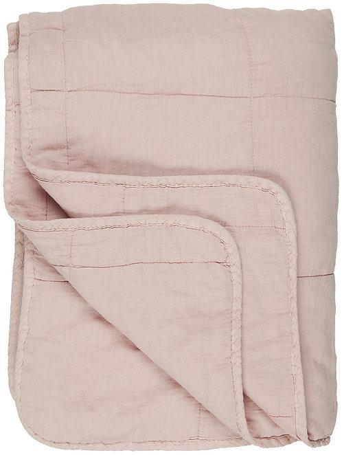 Light Pink Cotton Quilt