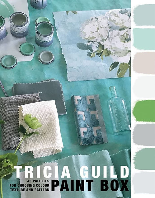 Paint Box Book by Tricia Guild