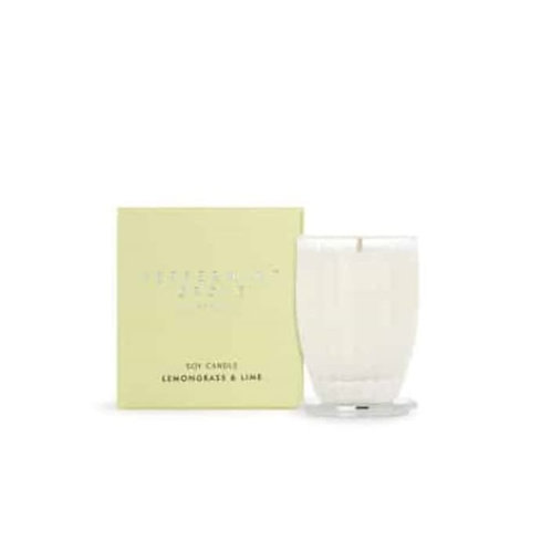 Small Lemongrass & Lime Candle