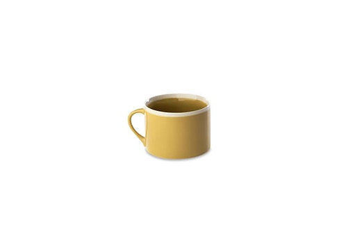 Large Mustard Datia Mug