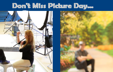 Don't Miss Picture Day...