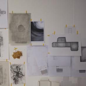 Remembering Studio, Drawings Left Behind