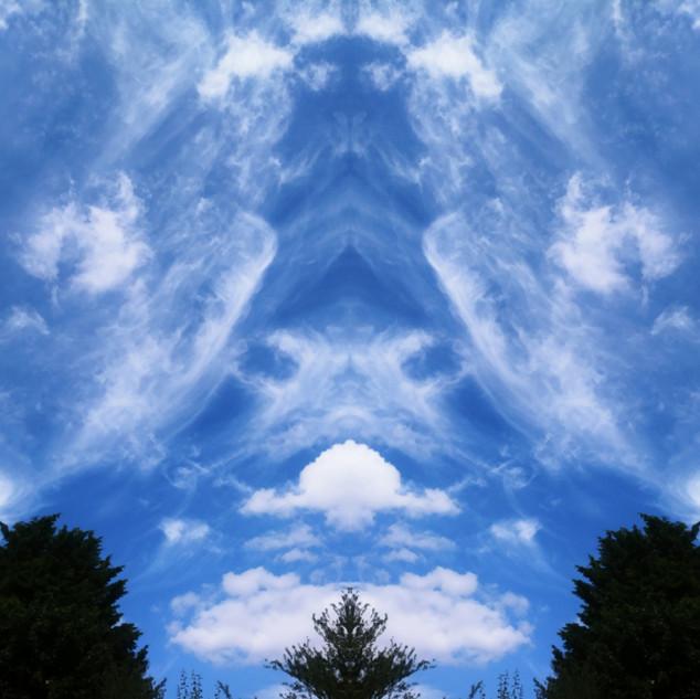 Clouds in Nine (Reconfigured).  1 of 9.
