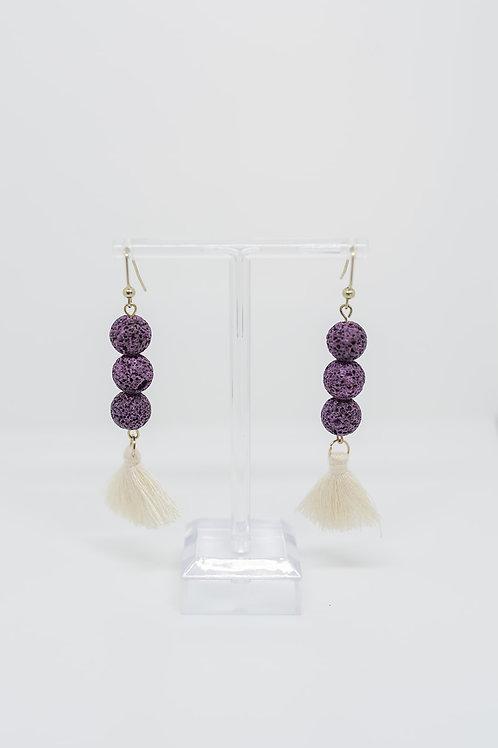 Essential oil earrings