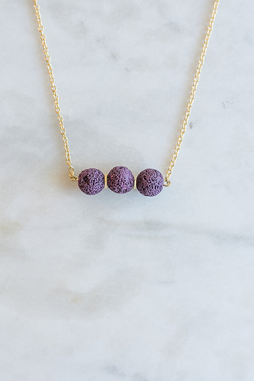 16 inch Essential Oil Necklace