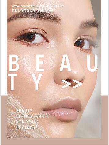 sydney beauty photographer for skin care