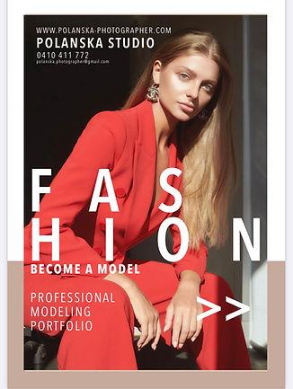 modeling portfolio sydney - become a mod