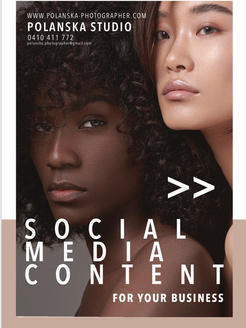 social media content creator - sydney ph