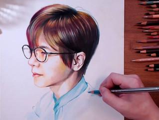 #4 Drawholic, un dessinateur très talentueux