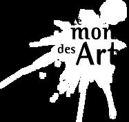 Logo Le mont des Arts