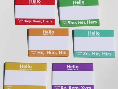 Pronouns in Bio: Why We Must Strive to Be Gender-Inclusive in the Digital Age