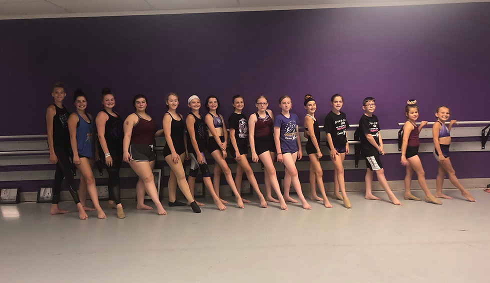 Dance Xtreme Competition Team