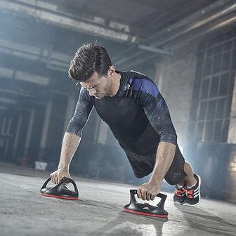 adidas training equipment push up bars