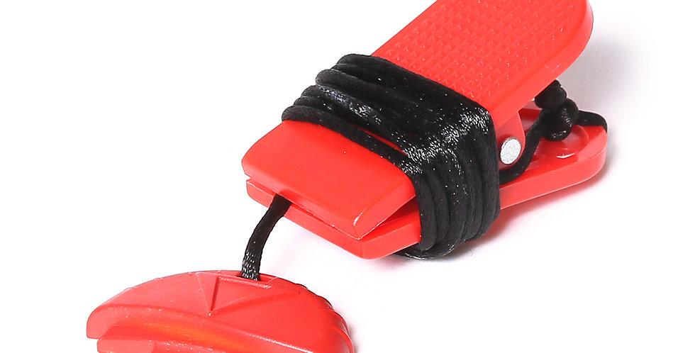 Titanium Series Safety Key