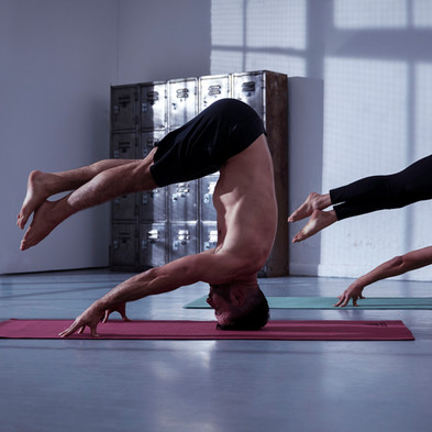 5mm mystery ruby premium yoga mat