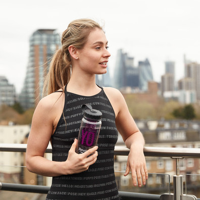 Reebok Yoga Infuser Bottle