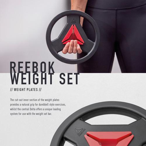 Reebok Weight Plates