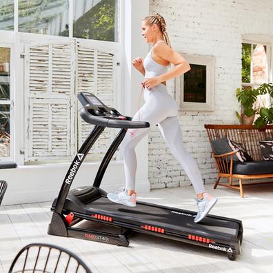 Reebok GT40s Treadmill with TFT Screen