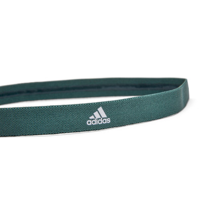 Green yoga Hairband