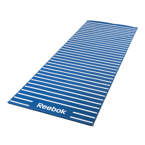 reebok yoga mat. perform your yoga poses seamlessly with the reebok double sided mat. mat