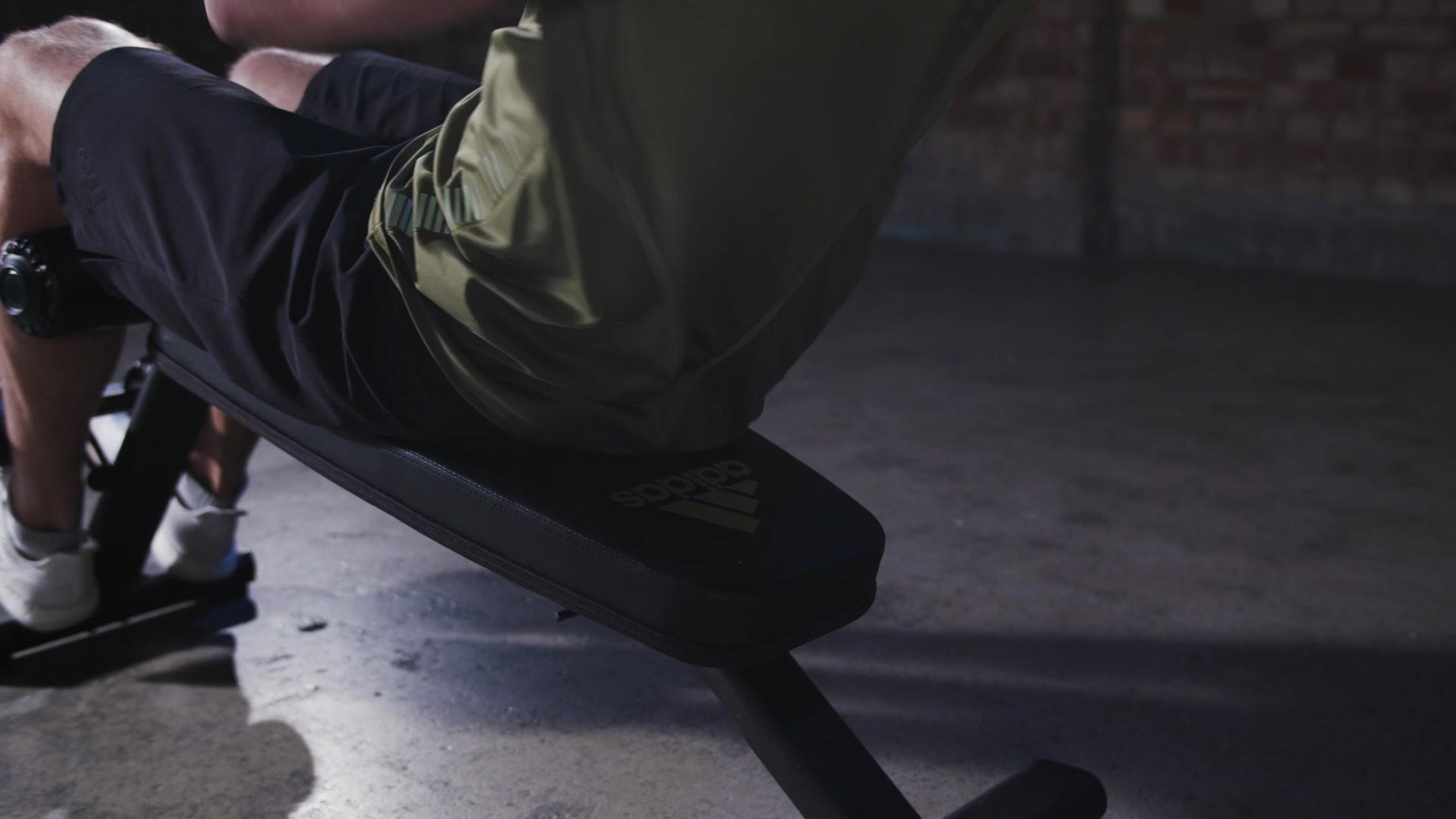 adidas Performance Ab Bench