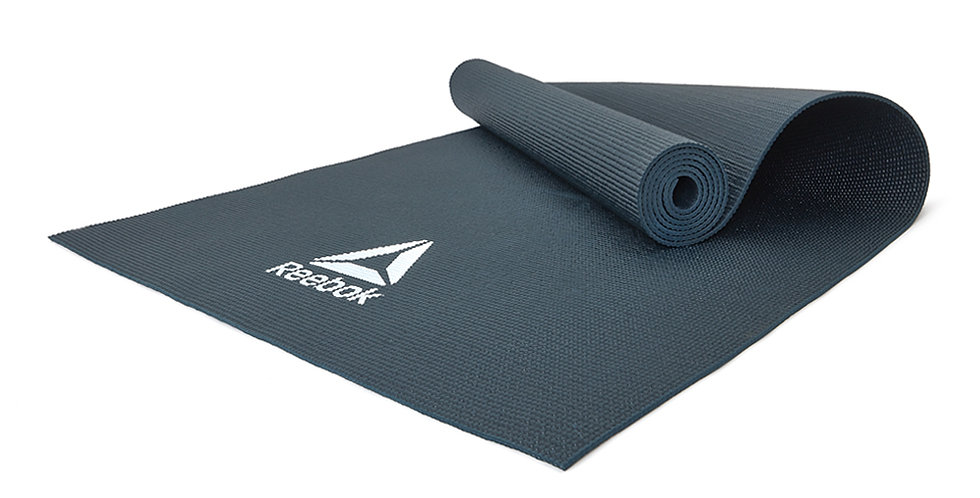 Reebok Dark Green 4mm Yoga Mat