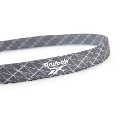 Reebok yoga grey hair band