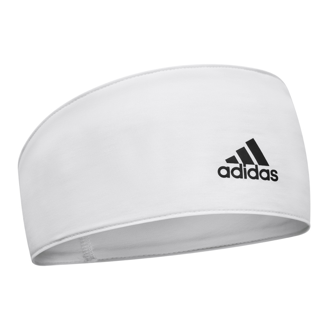 adidas white yoga headband