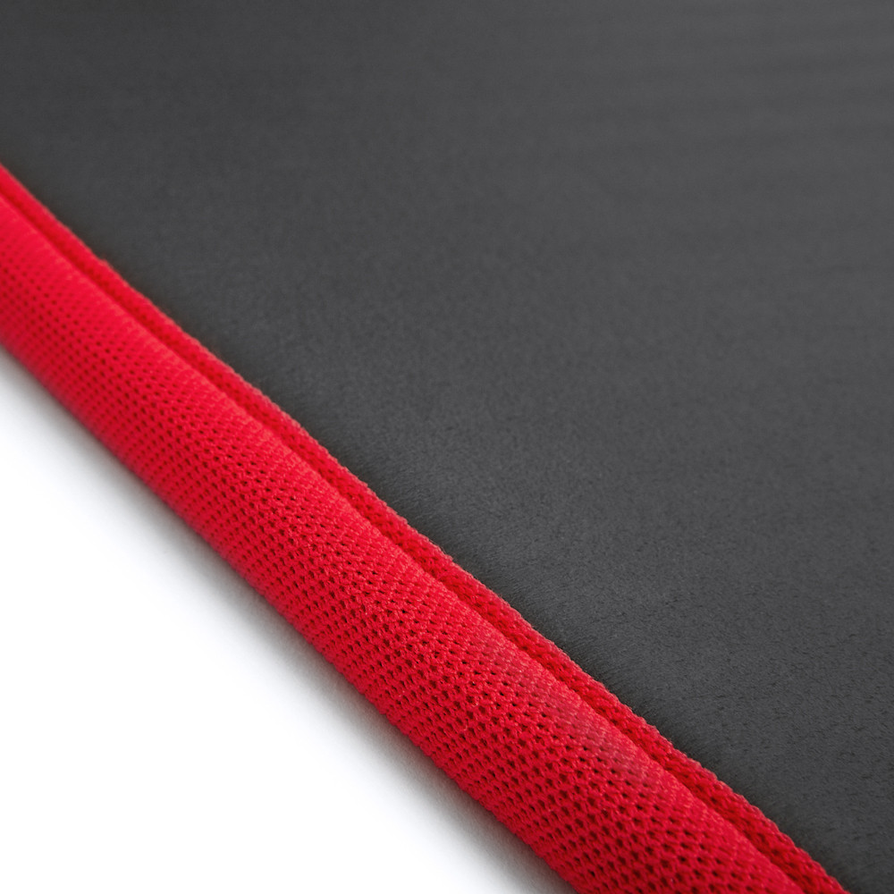 adidas black and red training mat