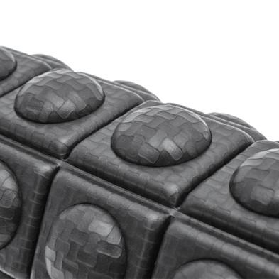 Mini Texured Foam Roller - Black