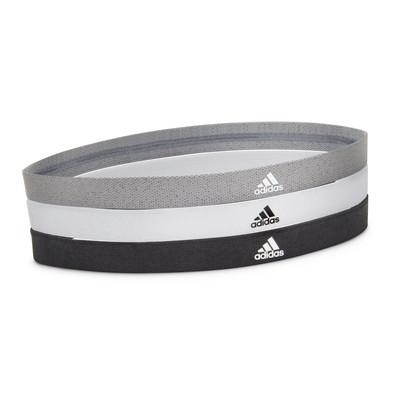 Sports Hairbands - Grey, White & Black